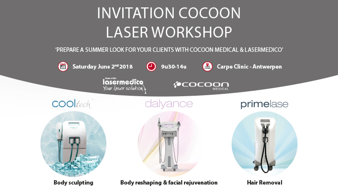 COCOON LASER WORKSHOP